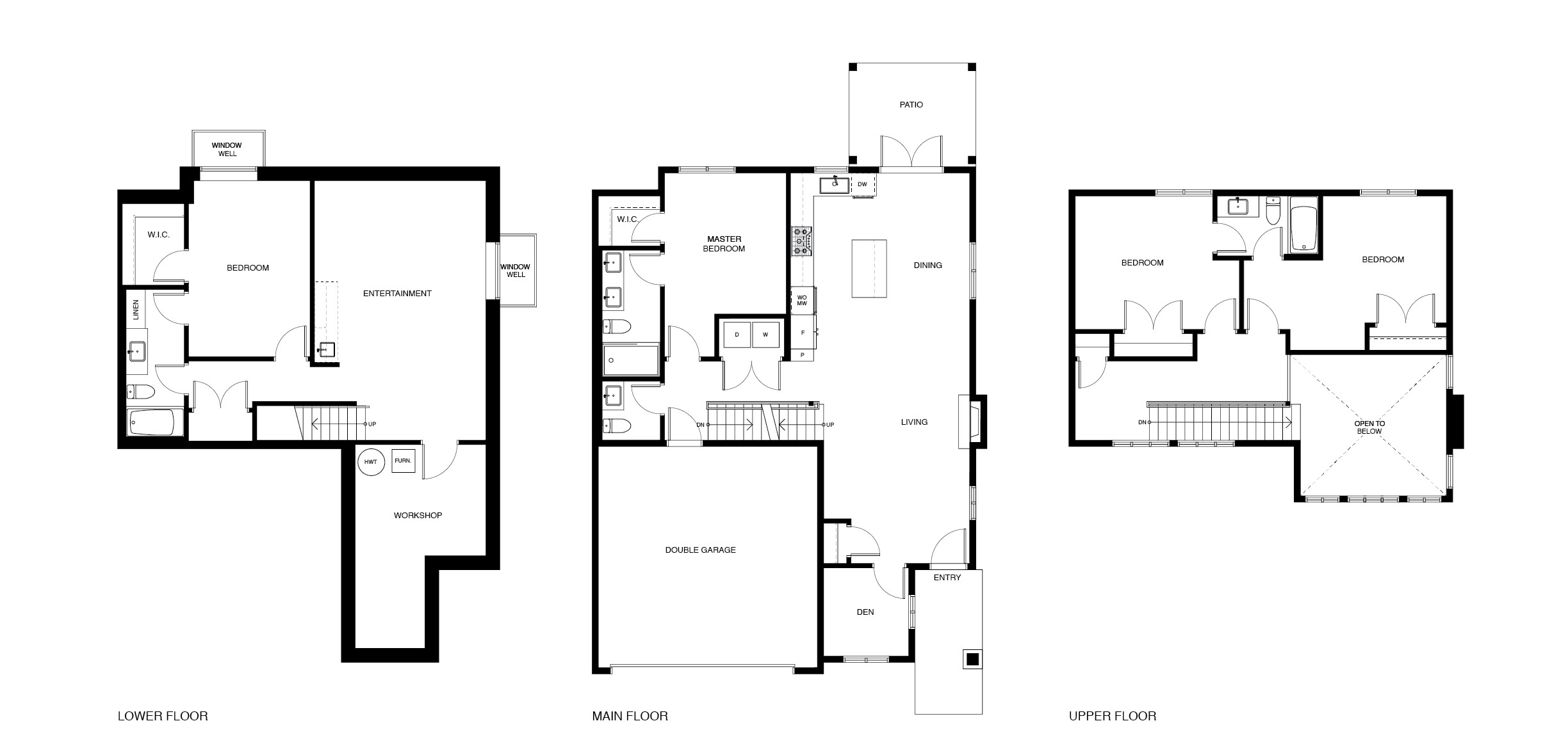 Floorplan - Unit C