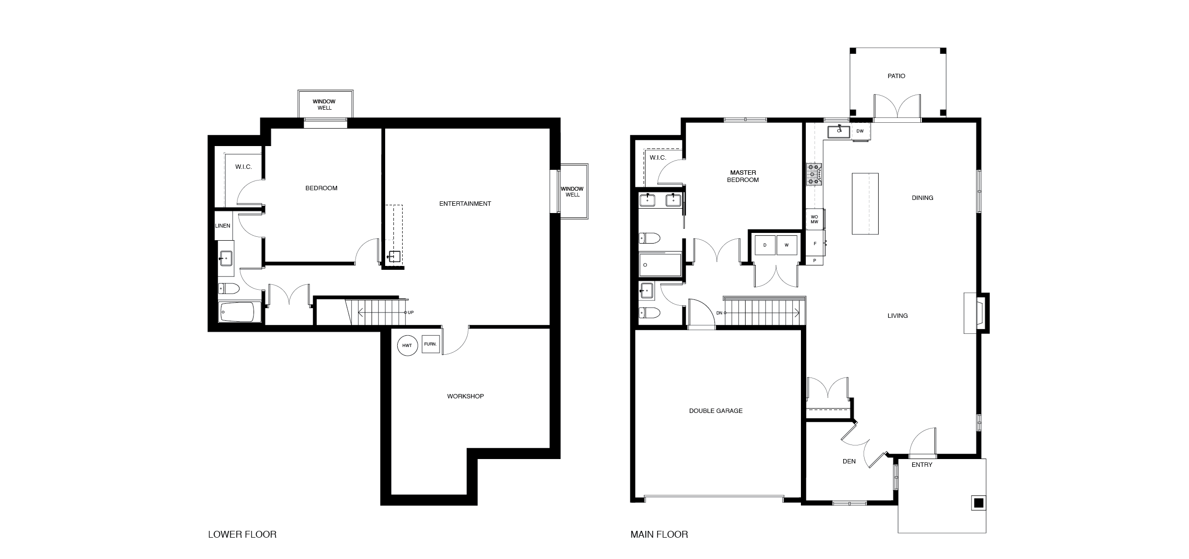 Floorplan - Unit D