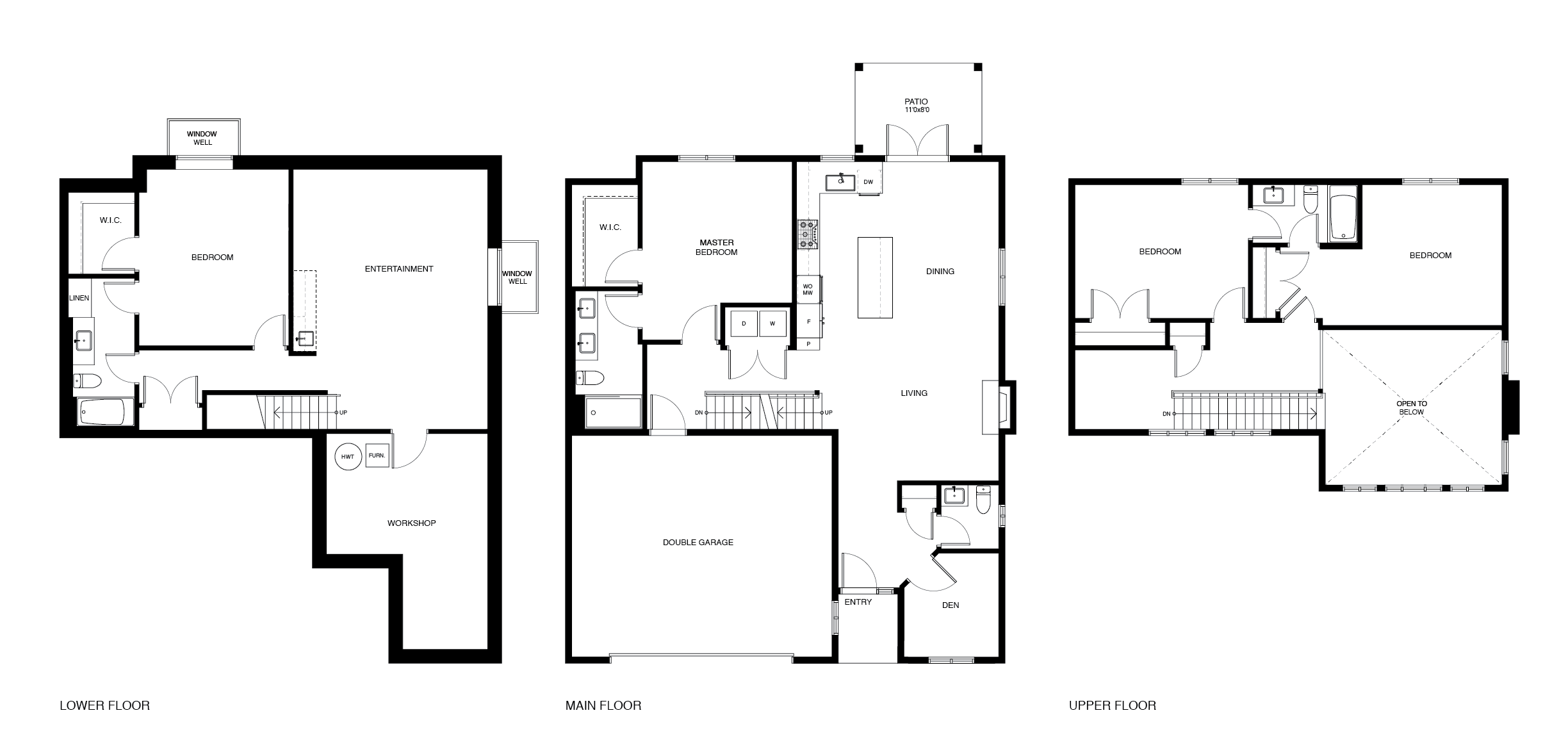 Floorplan - Unit E